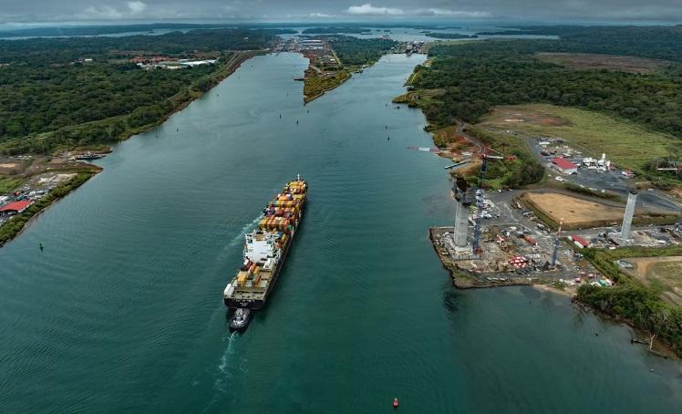 Inaugurada la ampliación del Canal de Panamá