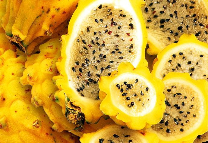 ¡Una delicia! Pitahaya deshidratada de Ecuador encanta los paladares en la London Produce Show