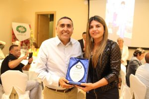Premio Trayectoria Agrícola APECO