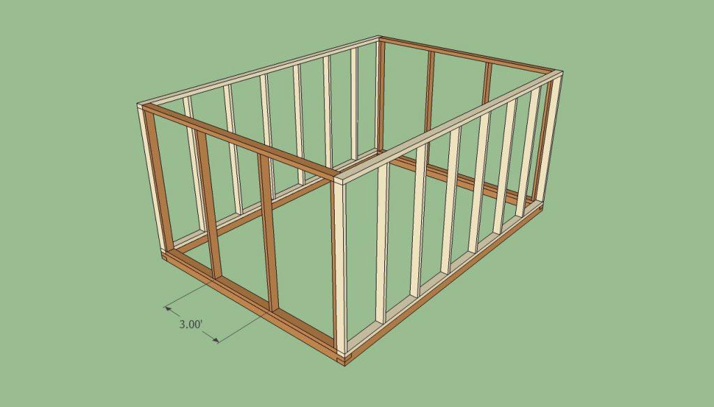 Paso a paso para hacer un invernadero de madera s lido y for Construccion de un vivero paso a paso
