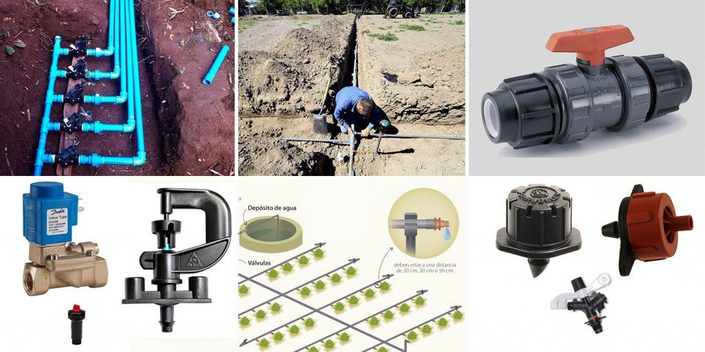 Guía De Diseño E Instalación De Sistemas De Riego Automático Incluye Pdf