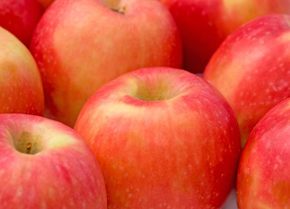 México busca fortalecer las importaciones de manzanas