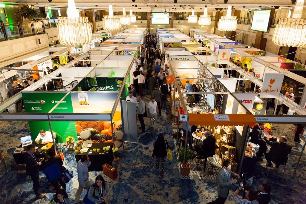 London Produce Show and Conference 2018