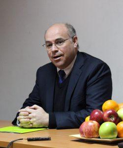 Jorge Valenzuela Trebilcock, nuevo presidente de Fedefruta.