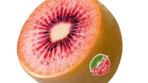 Nueva Zelanda: Zespri en pruebas de ventas a nivel nacional de kiwi rojo