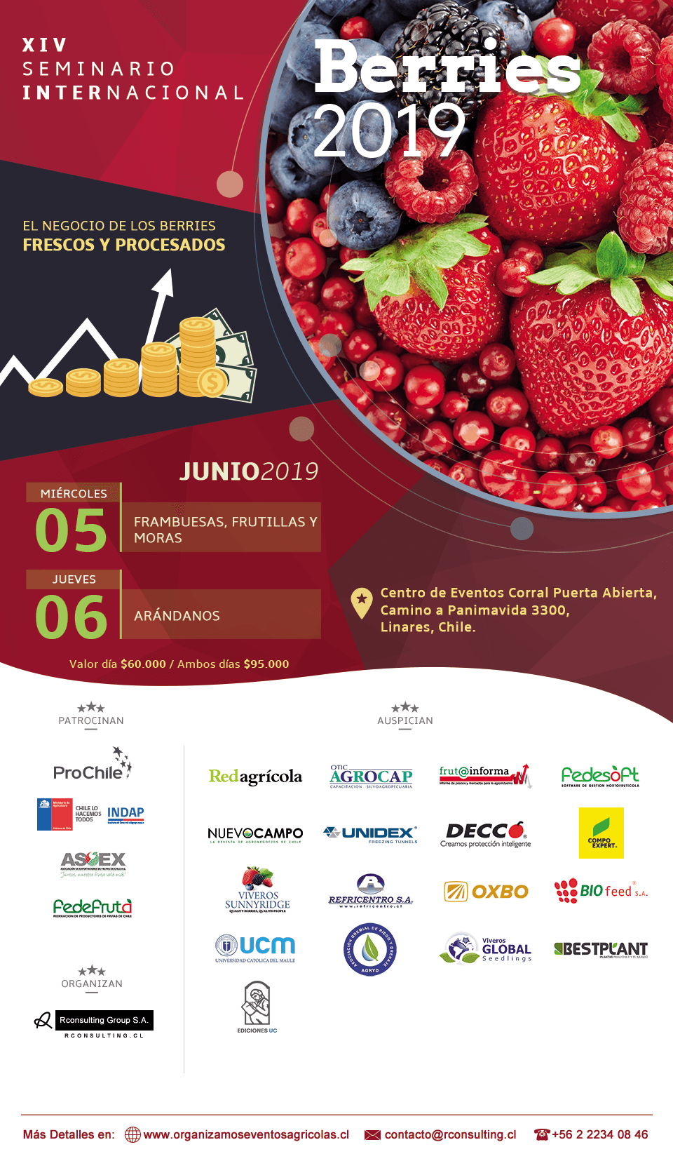 XIV Seminario Internacional de Berries