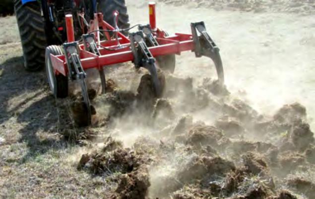 escarificado de suelos