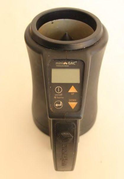 instrumento para medir humedad