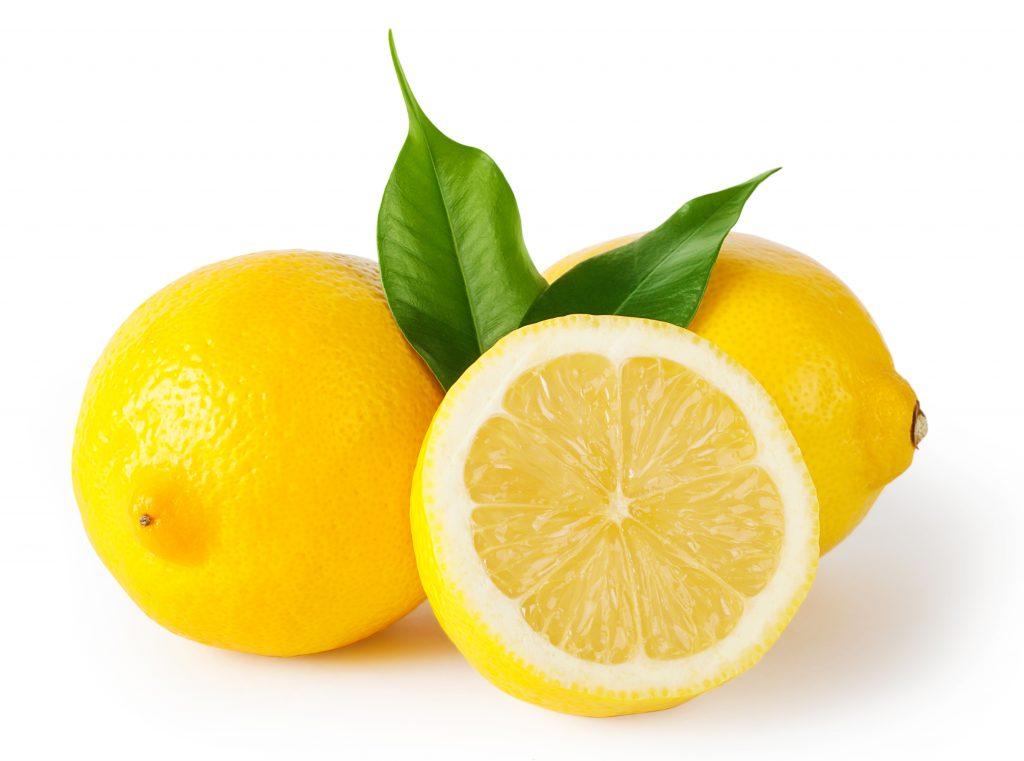 Limones, el mejor alimento para Acuario