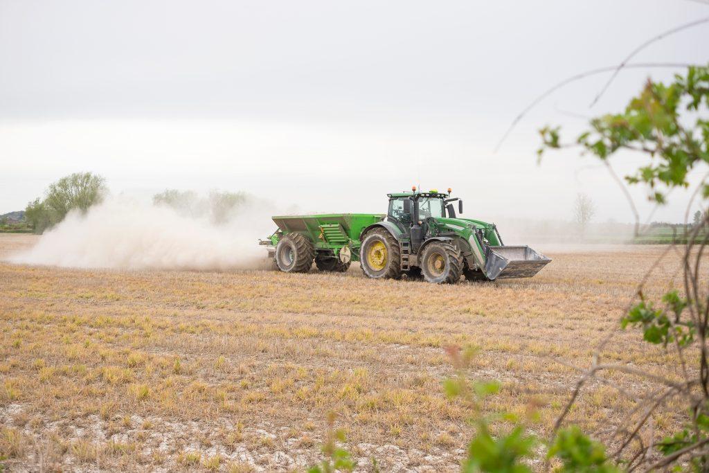 El yeso agrícola