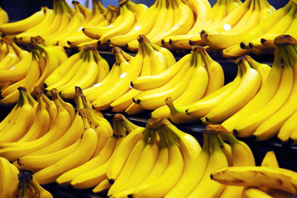 Colombia apunta a un crecimiento del 10% en las exportaciones de banano en 2021