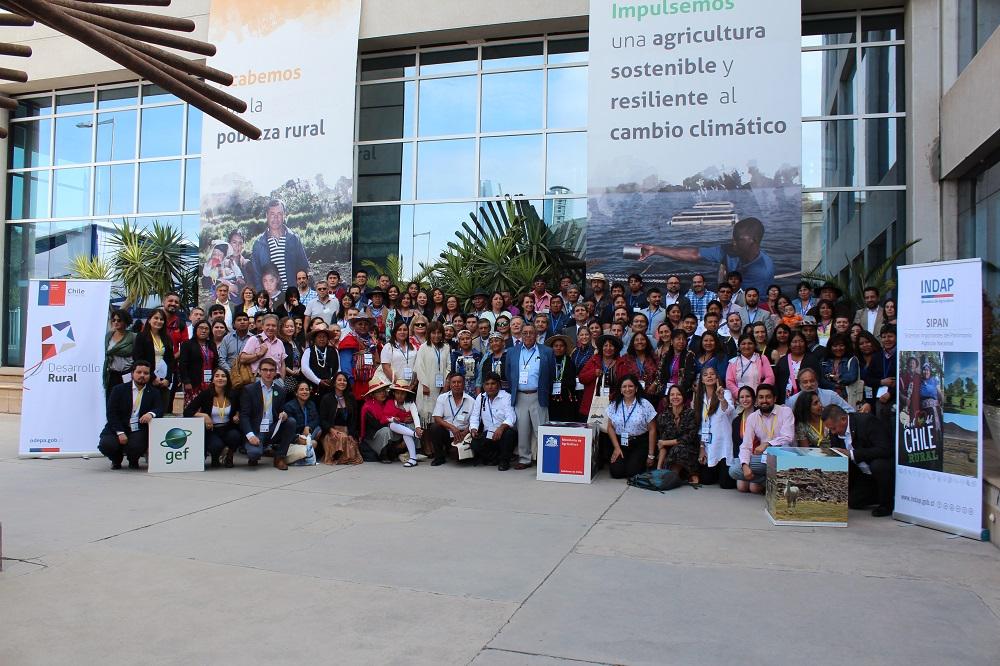 Productores Del Norte Y Sur De Chile Se Reúnen Para Promover