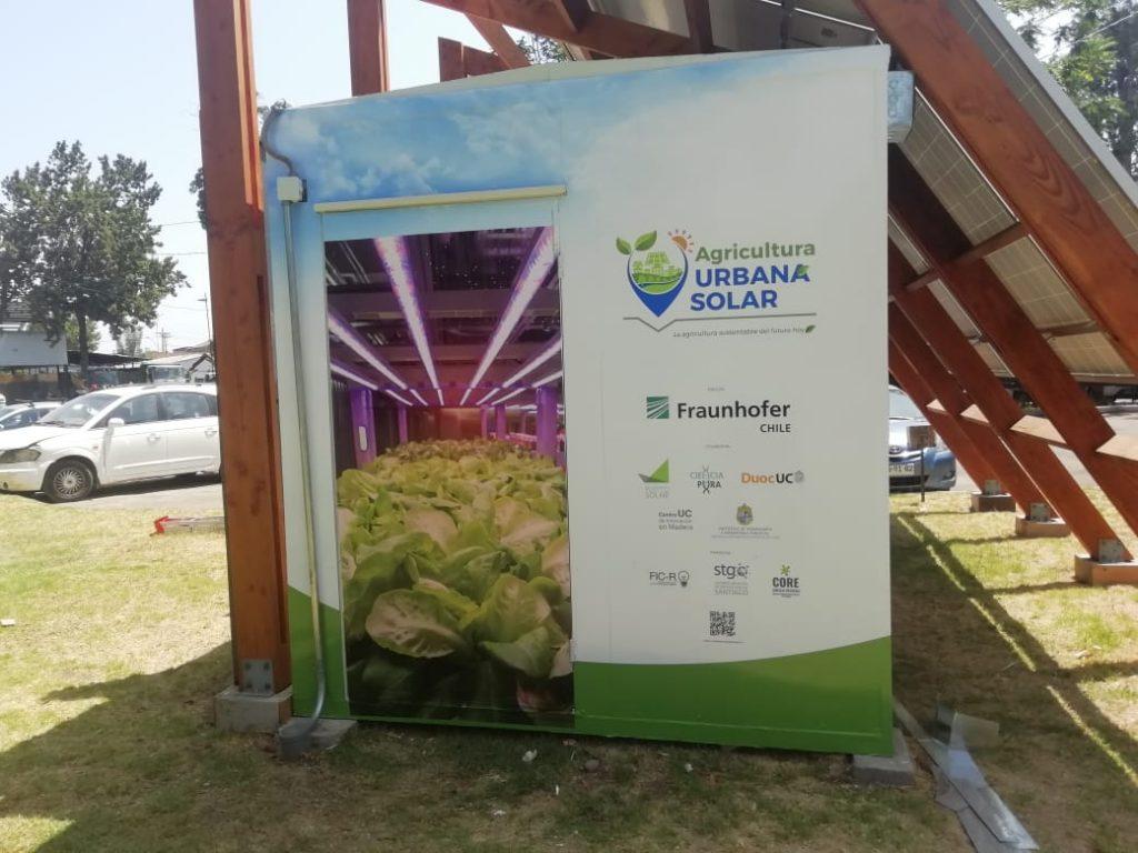 Agricultura Solar Urbana