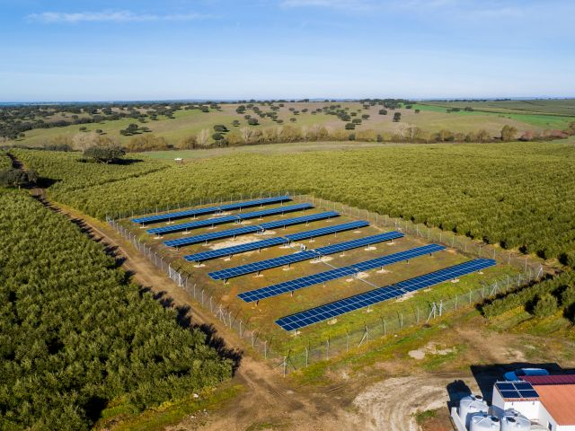 riego fotovoltaico