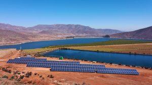 Ecoi planta de energía fotovoltaica