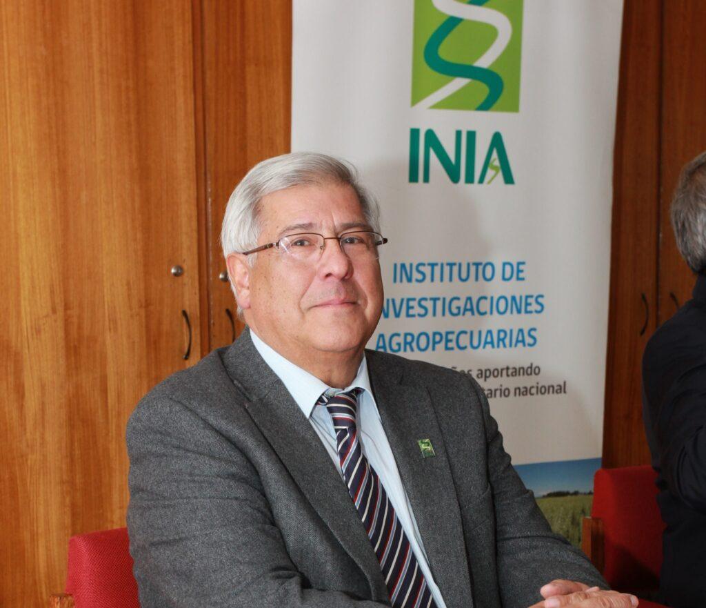 Entrevista: Emilio Ruz de INIA Chile recapitula cambios y desafíos para la institución