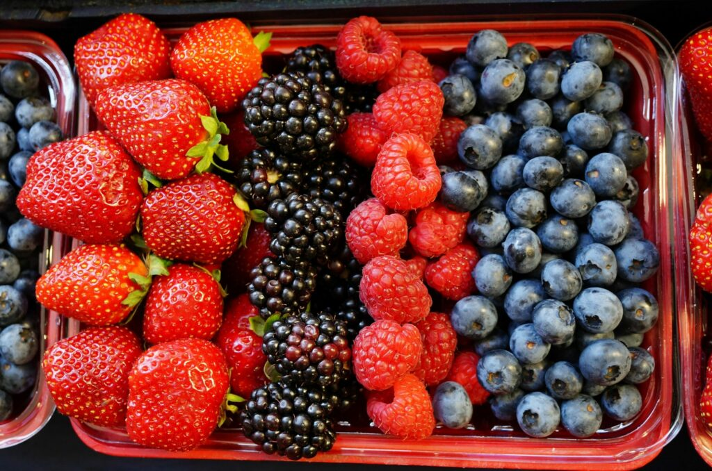 Agronometrics en Gráficos: Demanda de berries se dispara en EE.UU. a medida que avanza  2021