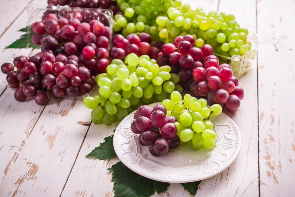 Brasil exportará uvas y mangos a China durante 2021