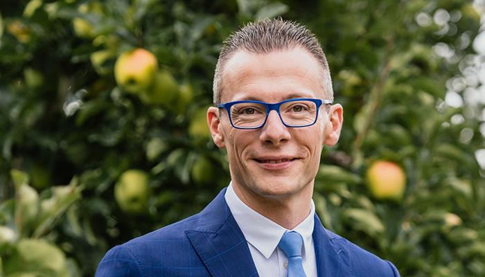 Fabio Zanesco, Director Comercial de VIP: Apuesta por la innovación en nuevas variedades de manzanas para aumentar presencia en Asia