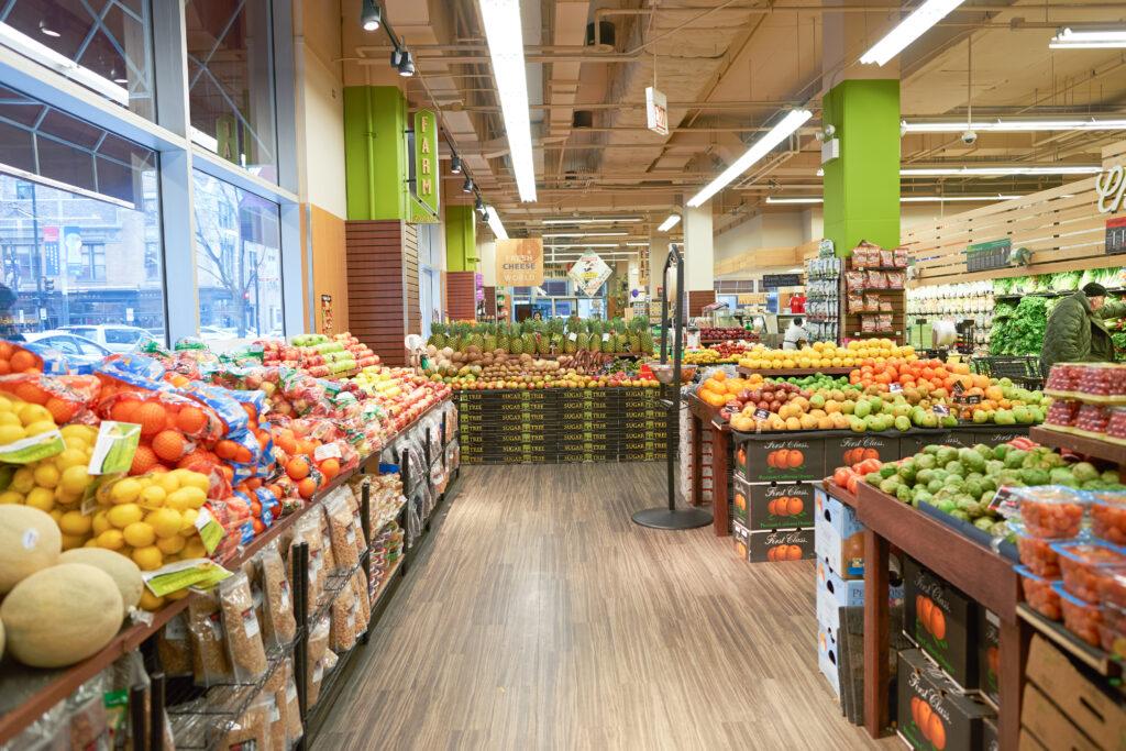 EE.UU.: Retail de productos frescos informa fuerte alza de berries en marzo