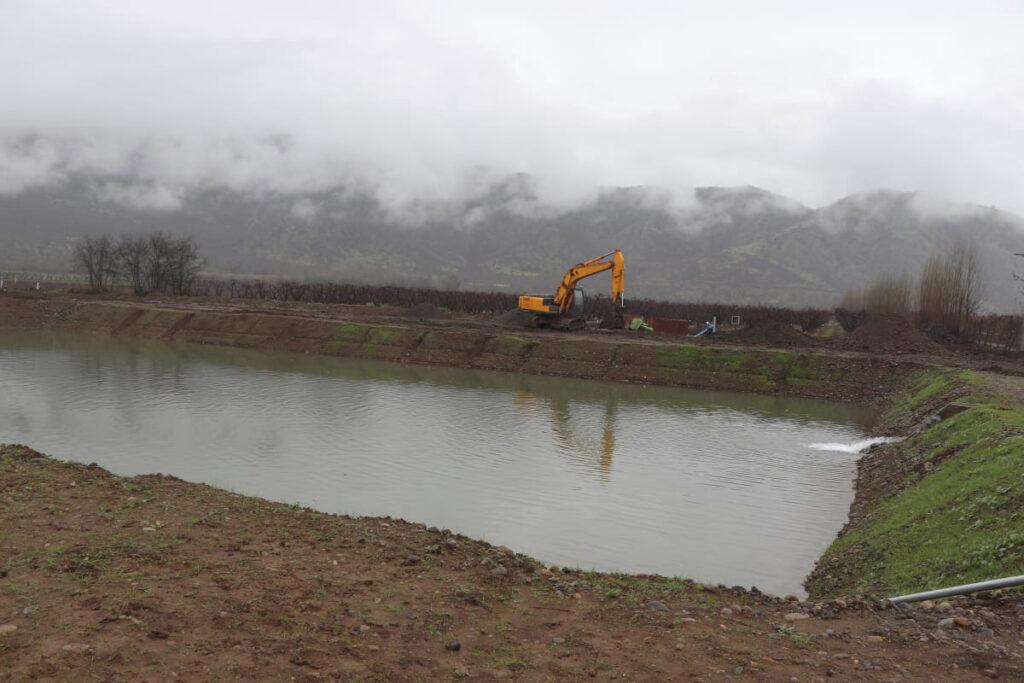 Ministerio de Agricultura de Chile junto a entidades realizan proyecto de Recarga Artificial de Acuífero