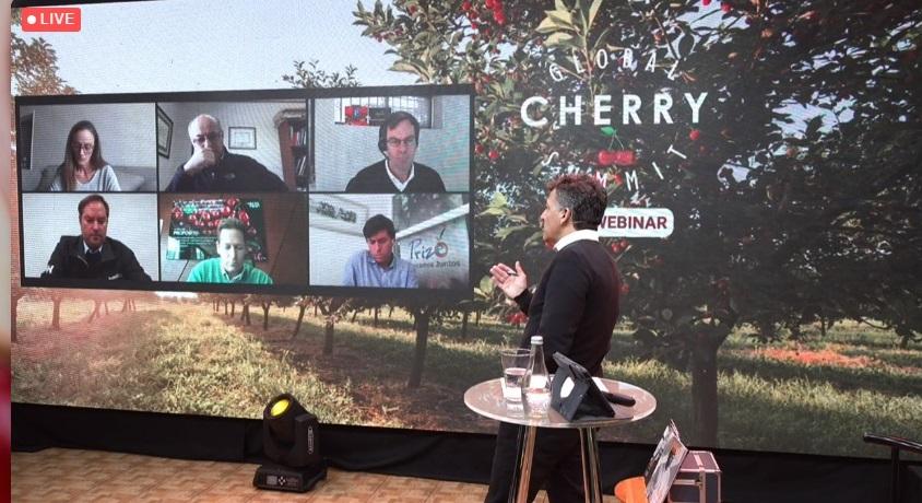 Cautivador seminario web de Global Cherry Summit culmina con gran éxito