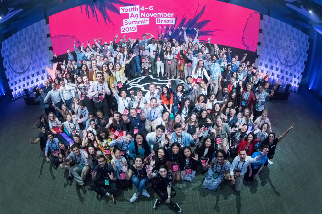 Seabrenlas postulaciones para participar en laCumbre Agrícola Mundial de la Juventud