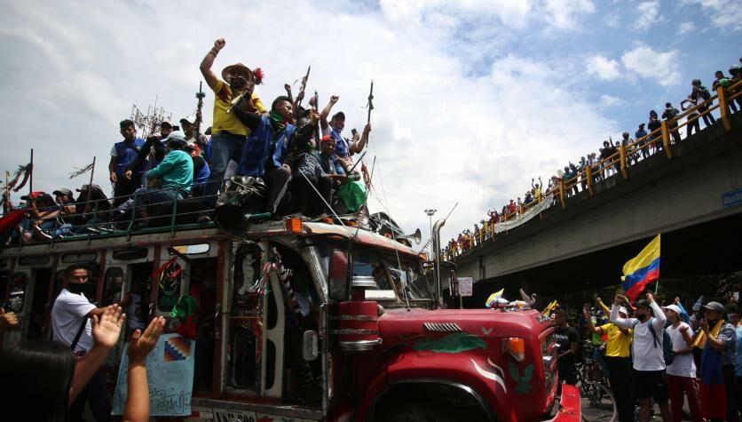 Colombia: Informe estima que protestas habrían provocado más de USD 700 millones en pérdidas a sector de alimentos