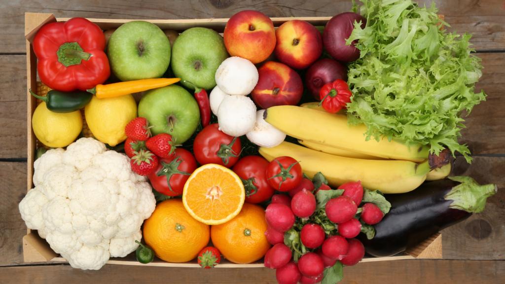 Red de Alimentos proyecta evitar el desperdicio de 13 millones de kilos de frutas y verduras al año