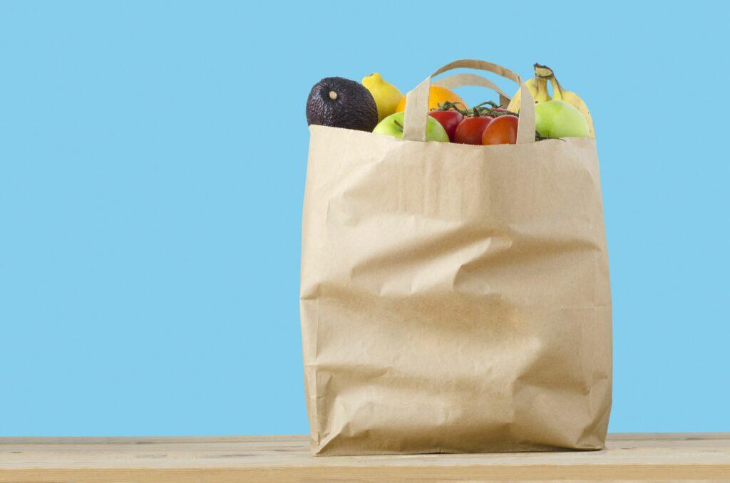 Ventas de delivery de frutas y verduras aumentan en 2020
