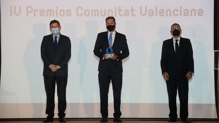 MAF RODA recibe el Premio Soluciones Tecnológicas en el sector de las frutas y hortalizas