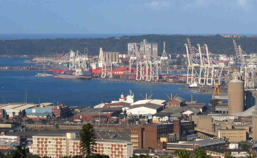 Sudáfrica: Maersk cierra operaciones clave y acusan fuerza mayor
