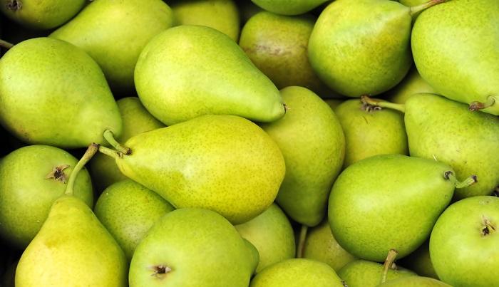 Europa: Proyectan significativa baja en producción de pera