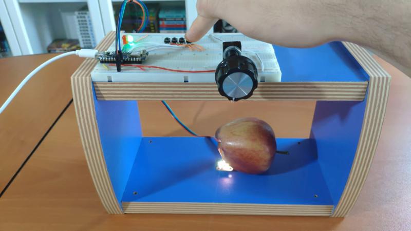Nueva tecnología utiliza luz para detectar cuando los productos frescos están maduros