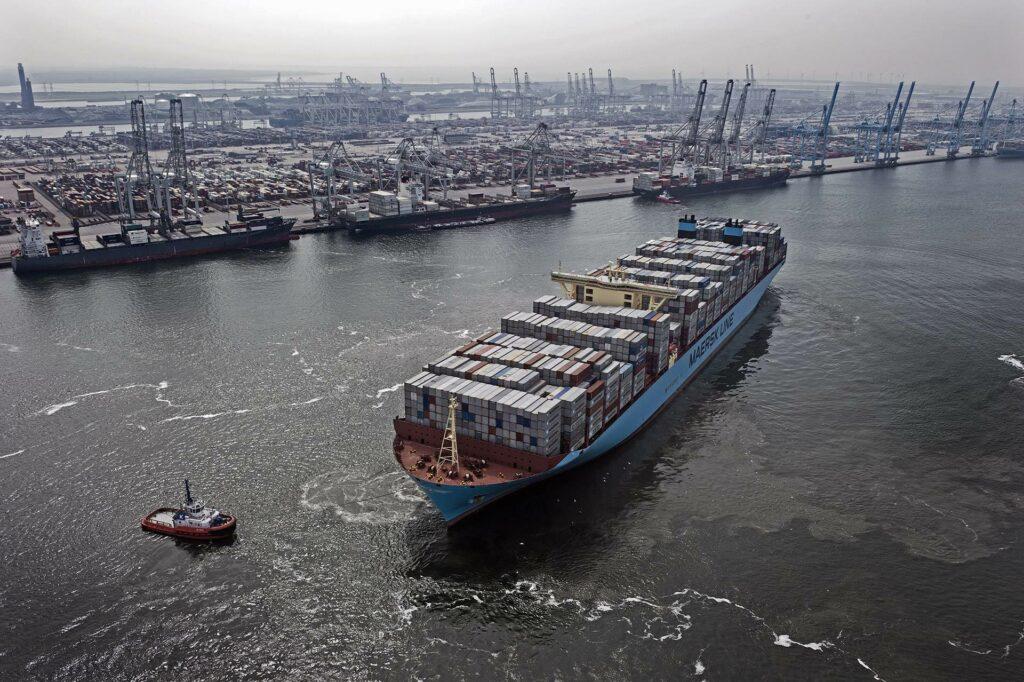 Maersk lanzará