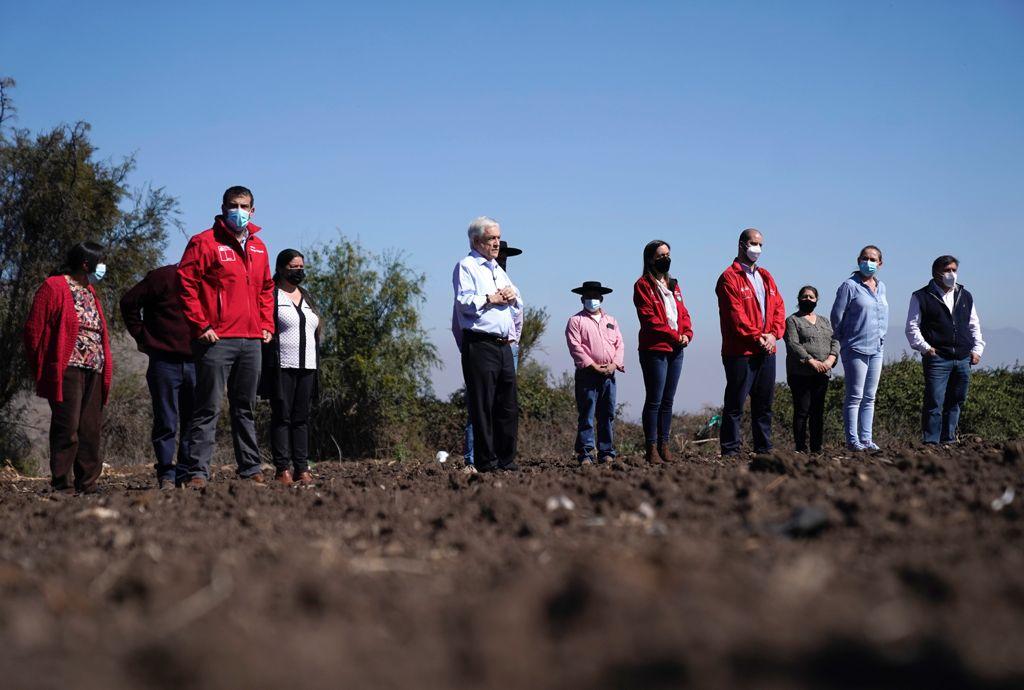 Chile: Presentan plan contra sequía con foco en eficiencia y abastecimiento humano y productivo