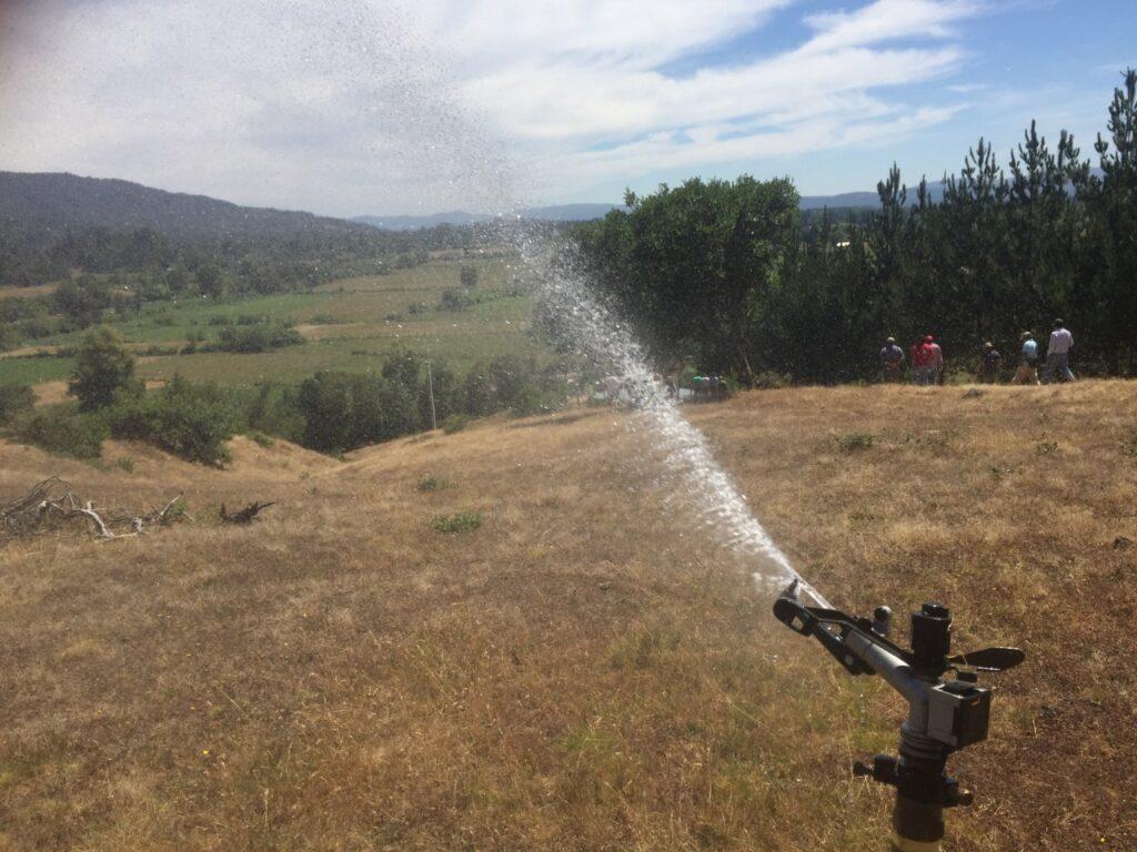 Chile: Seremi de Agricultura presenta al Gobierno Regional proyecto para enfrentar crisis hídrica en la Región