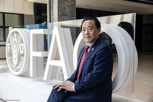 """QU Dongyu: """"La FAO lidera los esfuerzos mundiales por establecer una asociación entre los sistemas agroalimentarios y la conservación"""""""