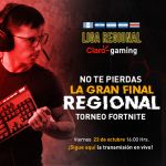 TRANSMISIÓN DE LA GRAN FINAL REGIONAL TORNEO LEAGUE OF LEGENDS