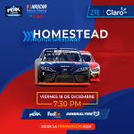 TRANSMISIÓN NASCAR MÉXICO | iSERIES | HOMESTEAD