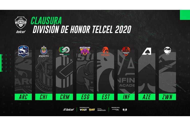 División de Honor Telcel