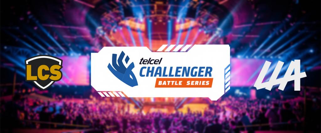 Gran Final Telcel Challenger Battle Series Fortnite, LCS y LLA