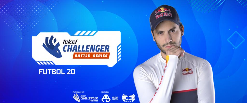 Telcel Challenger Battle Series Presenta: Finales FIFA 20