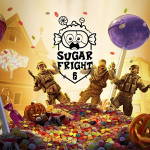 RAINBOW SIX SIEGE SUGAR FRIGHT