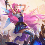 CONOCE A SERAPHINE, LA NUEVA CAMPEONA DE LEAGUE OF LEGENDS