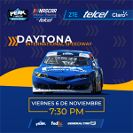 NASCAR MÉXICO iRACING PRESENTA: DAYTONA INTERNATIONAL SPEEDWAY