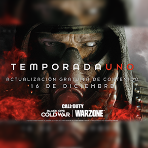Call of duty: black ops cold war – temporada uno