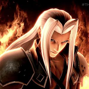 Sephiroth, el nuevo personaje de smash