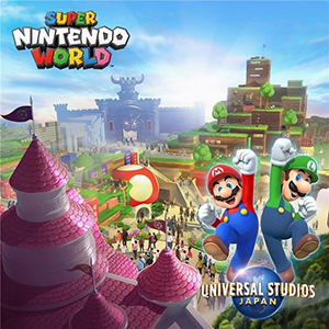 Super nintendo world es una realidad