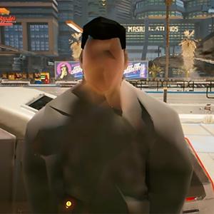 Cyberpunk 2077 fuera de la playstation store por ahora